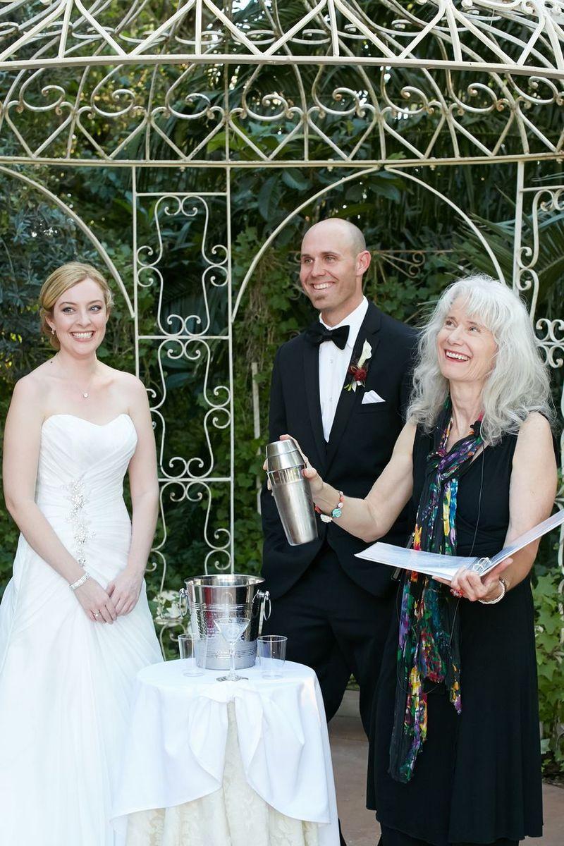 Martini like a good marriage