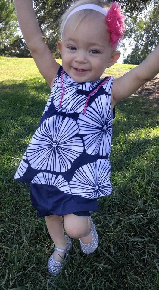Addilyn turns 1