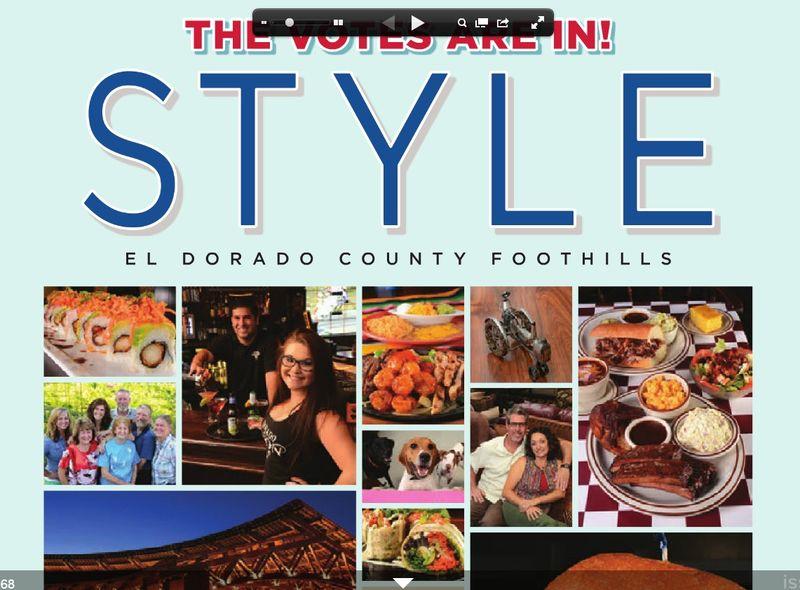 Style Magaine El Dorado Co. 2014